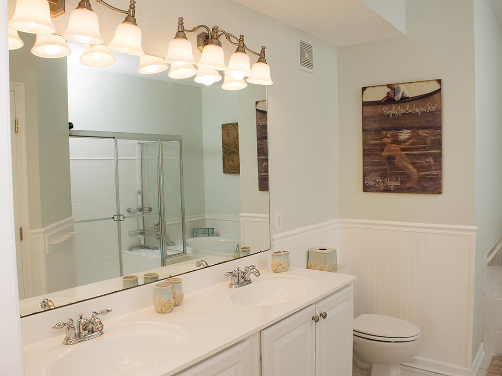 Sunset Island, 4 Hidden Cove Way, 4F - Master Bathroom