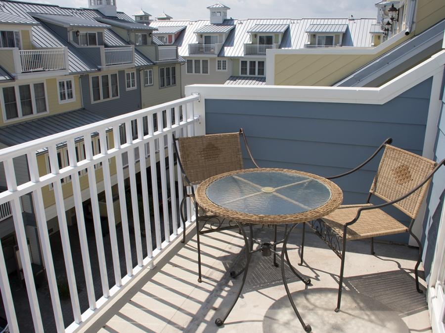 Sunset Island, 17 Beach Walk Lane - Top Floor Balcony