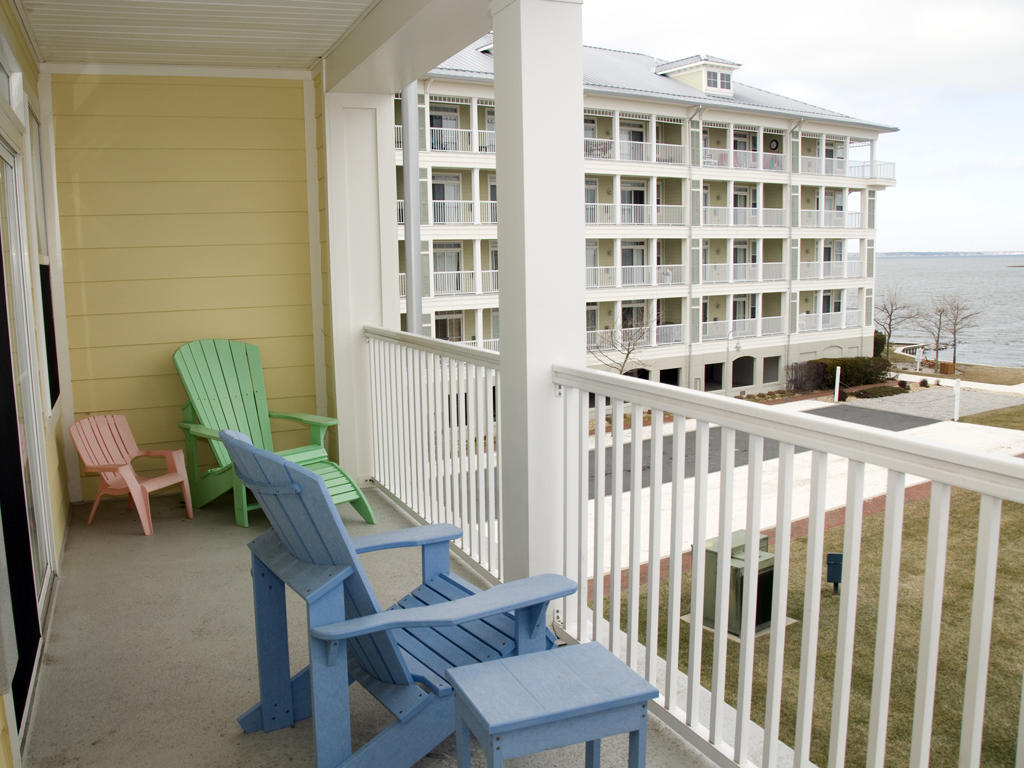 Sunset Island, 6 Hidden Cove Way, 3B - Balcony Area