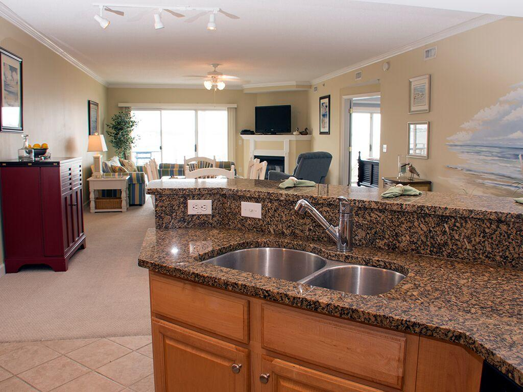 Bahia Vista I, 103 - Kitchen Area