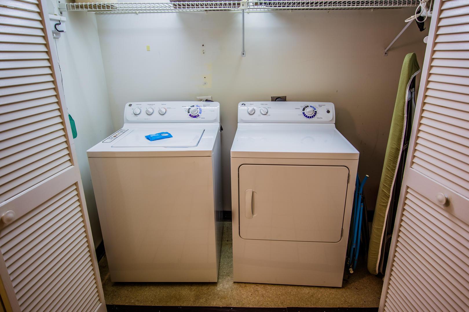 Ocean Creek EE13 - Laundry Area