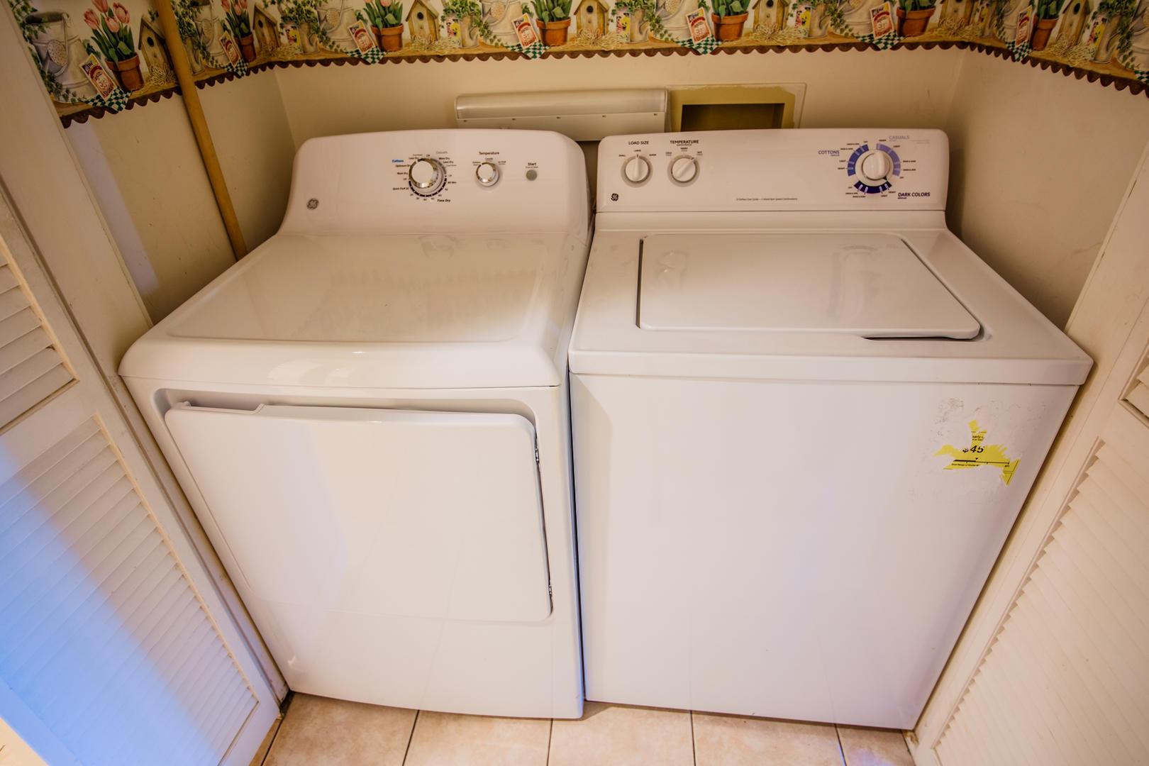 Ocean Creek K2 - Laundry Room