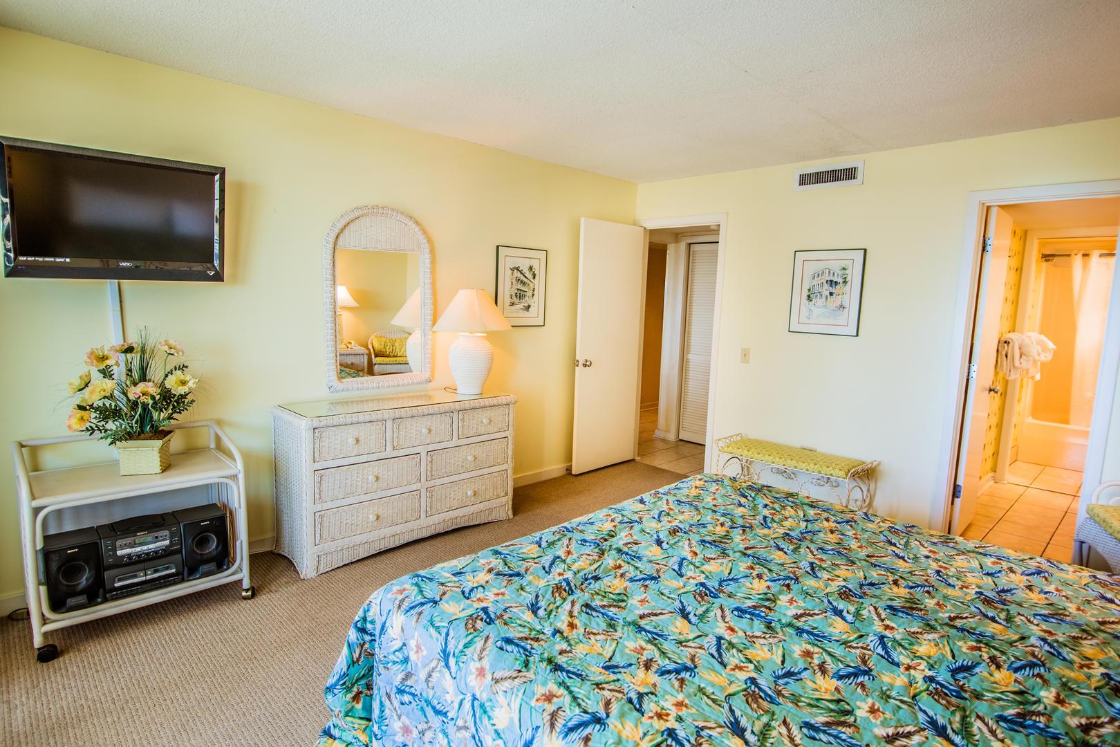 Ocean Creek K2 - Master Bedroom