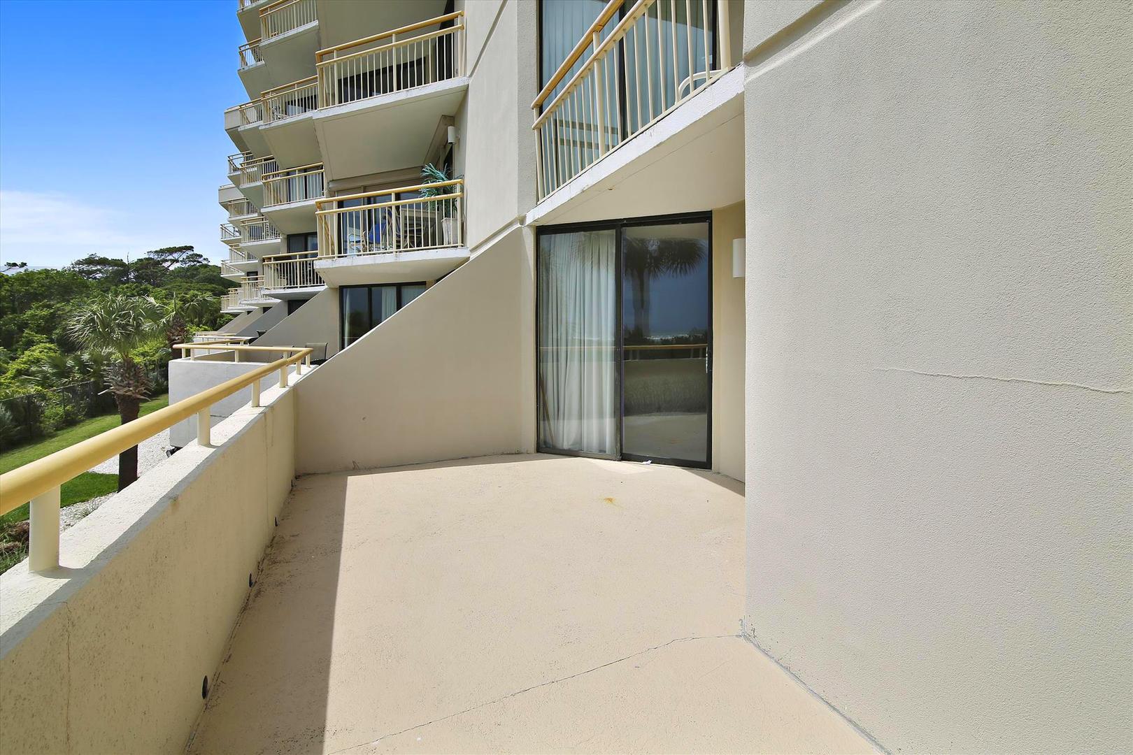 Ocean Creek LL1 - Balcony
