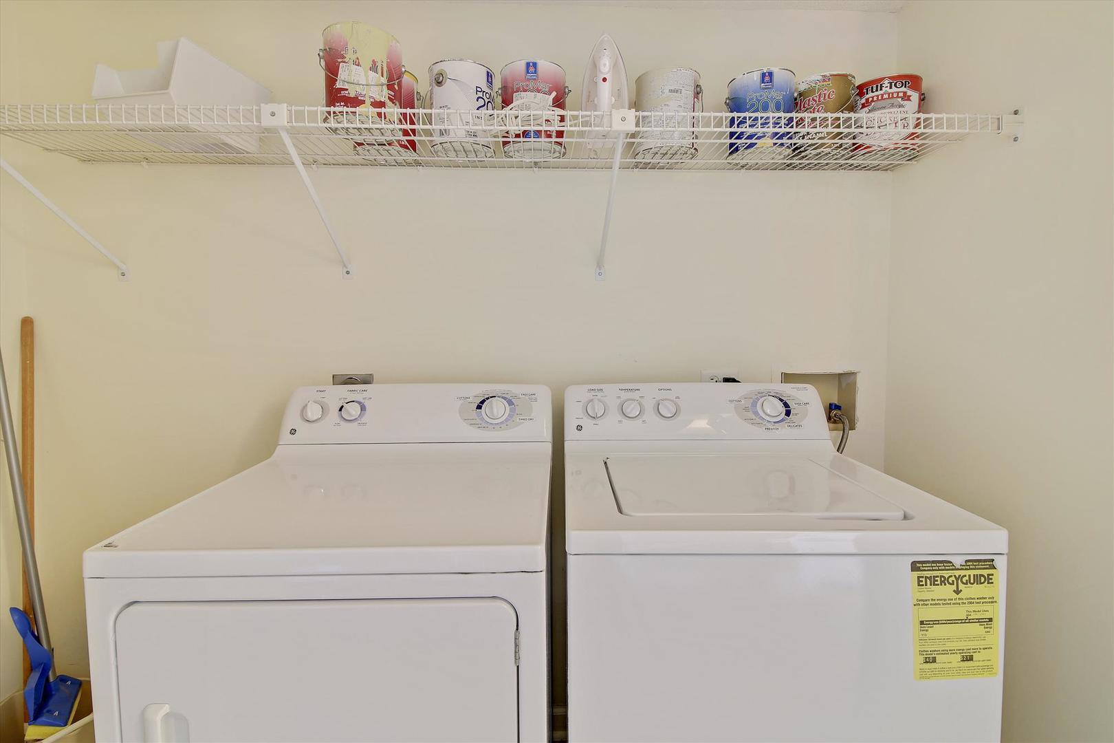 Ocean Creek LL1 - Laundry Area