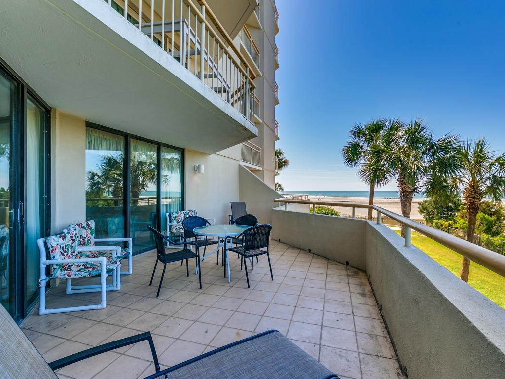 Ocean Creek MM1 - Balcony