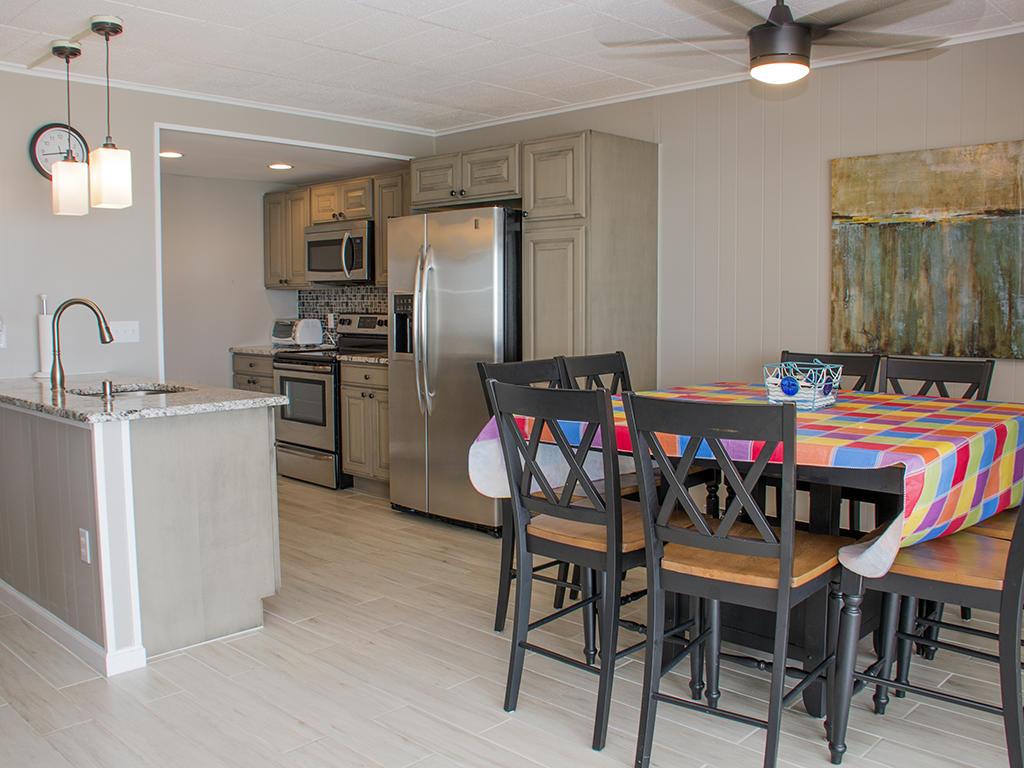 Calypso, 702 - Kitchen Area