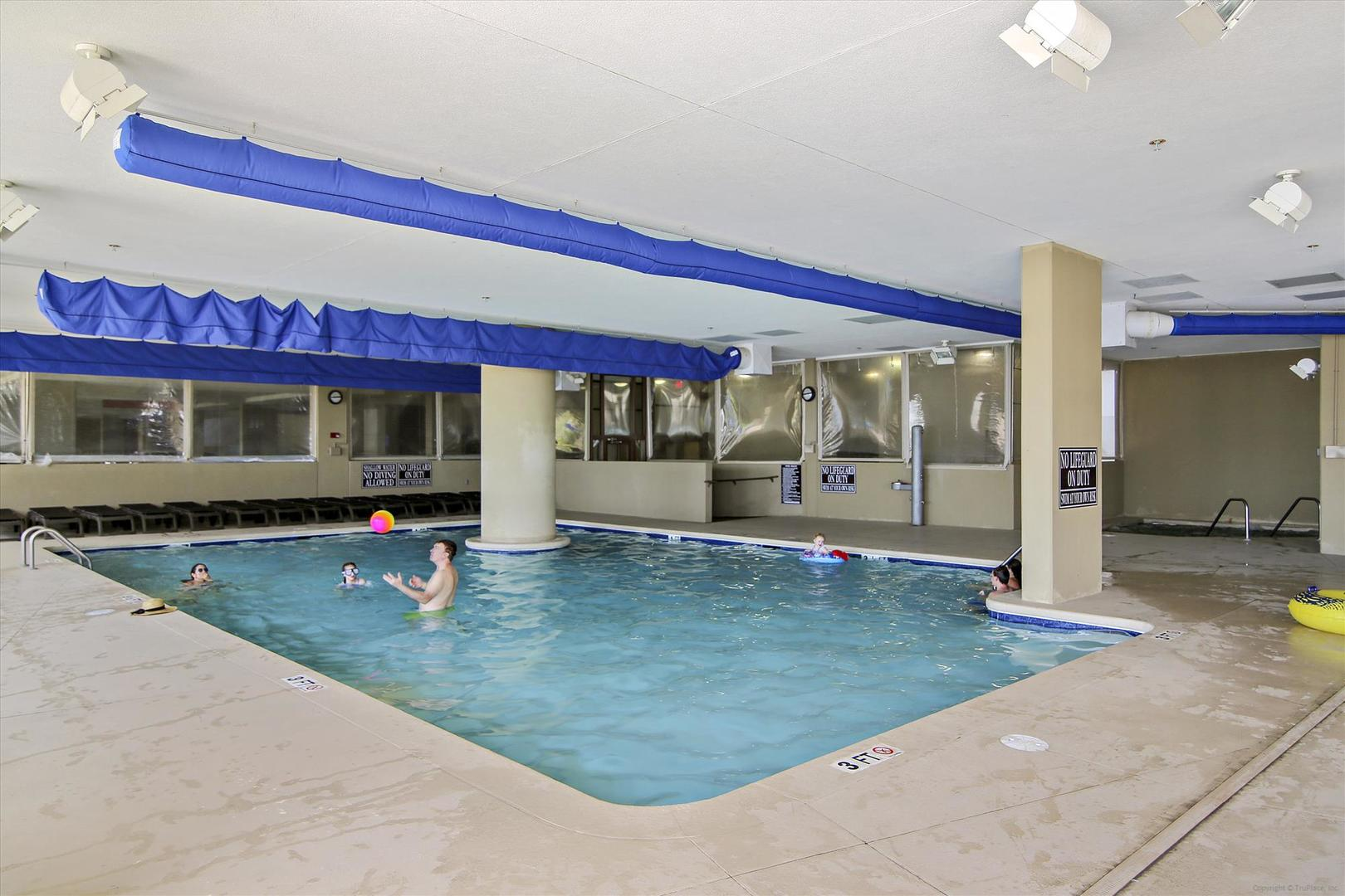 North Beach Plantation - Indoor Pool