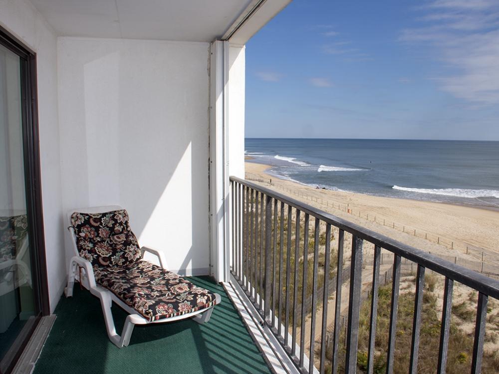 Golden Surf, 402 - Balcony Area
