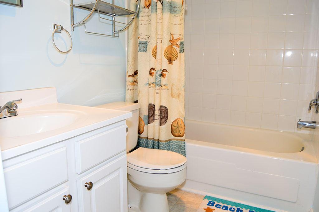 Surfside 84 Unit 8 - Master Bathroom