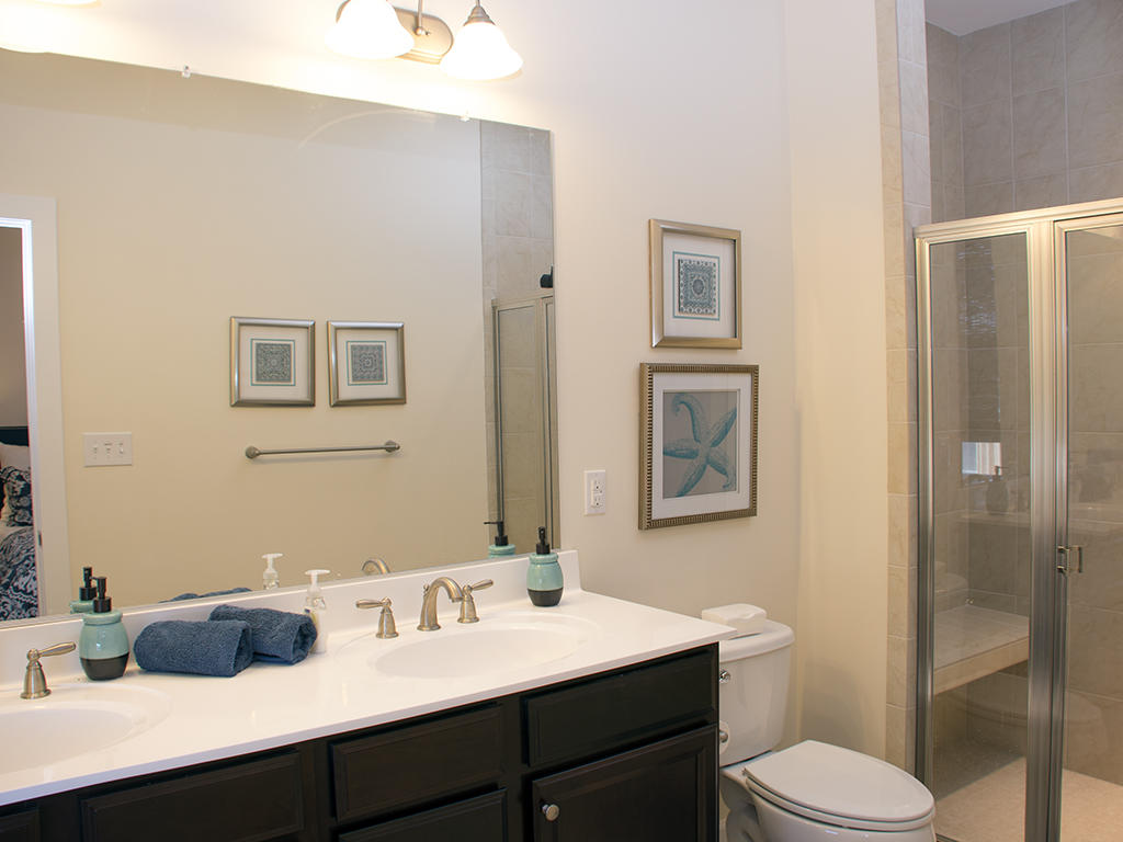 Broad Marsh, 110E - Master Bathroom