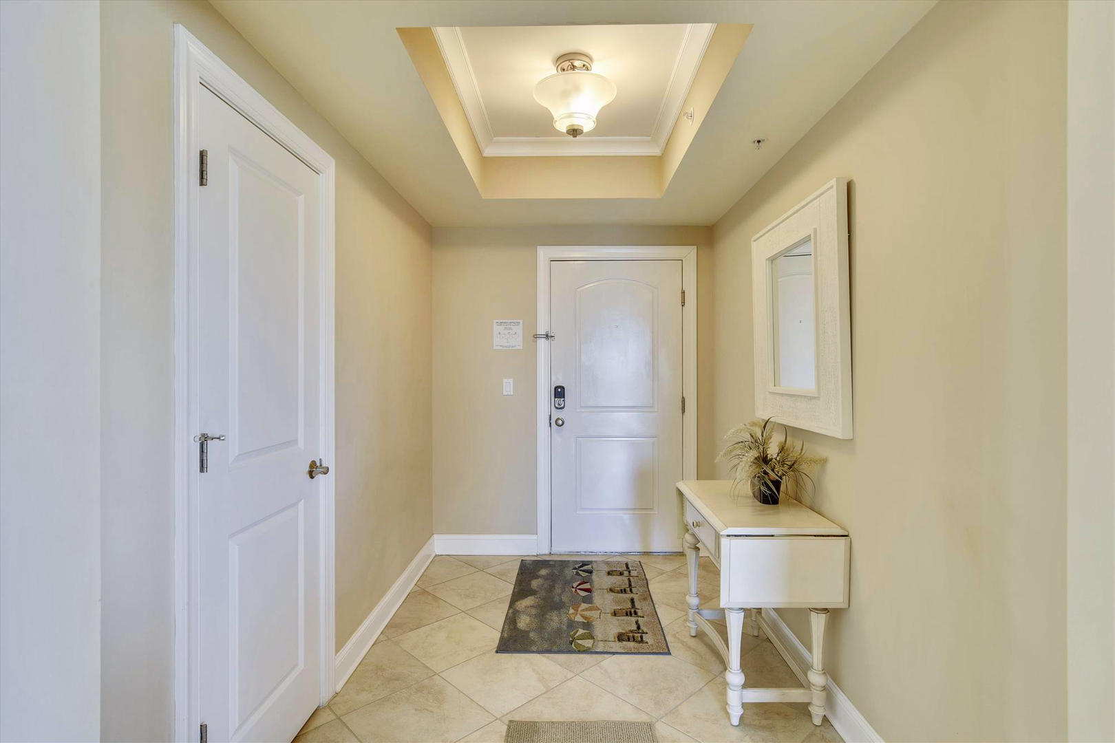 Meridian 504W - Foyer