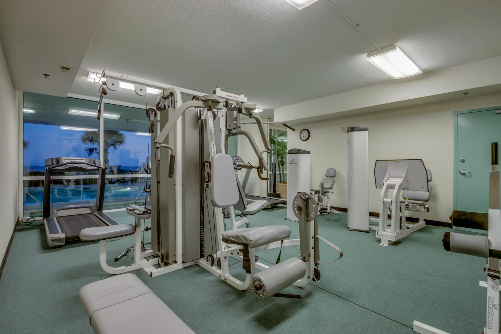 Blue Water Keyes - Fitness Center