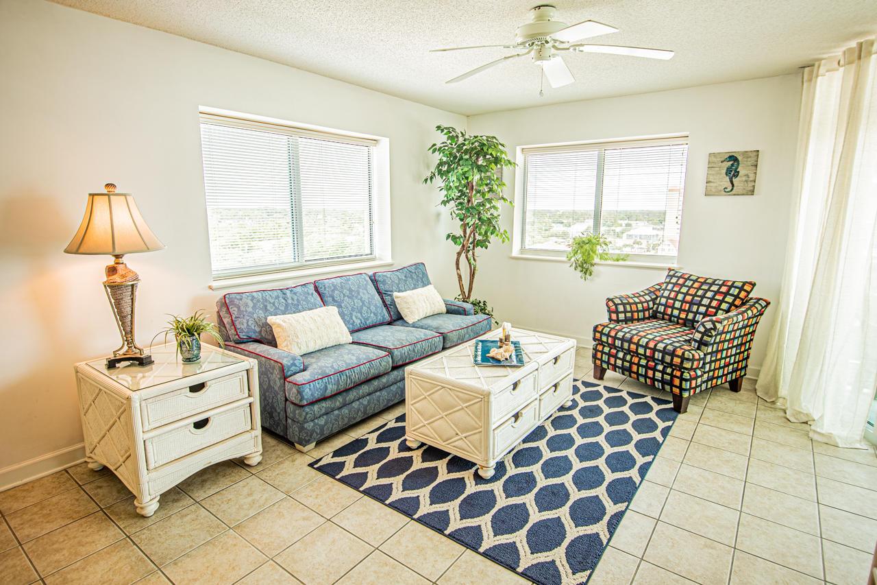 Blue Water Keys 1101 - Living Room