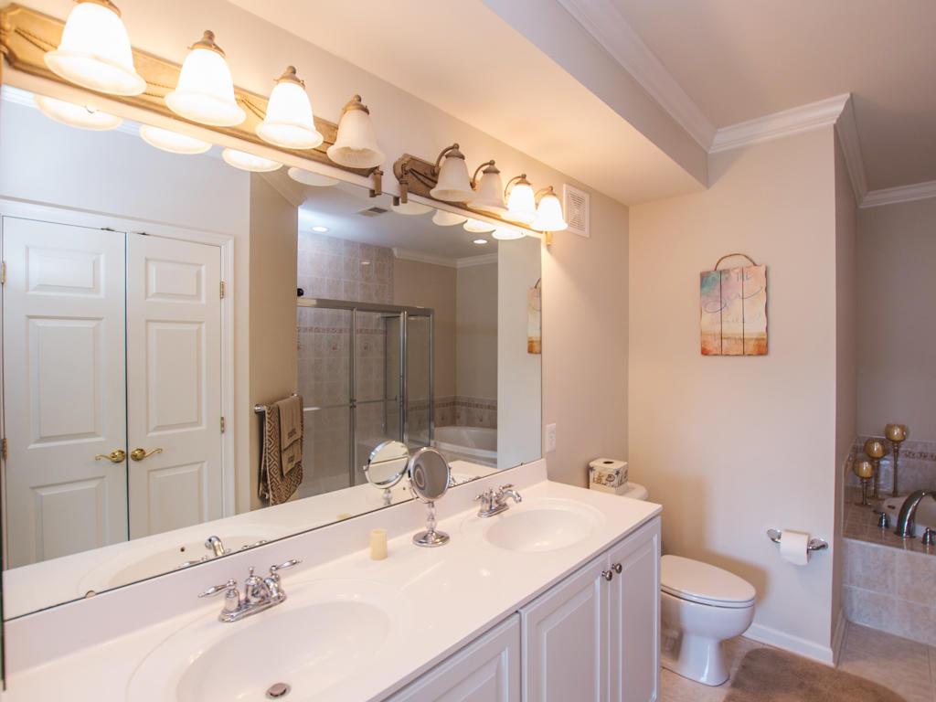 Sunset Island, 6 Fountain Drive East, 3C - Master Bathroom
