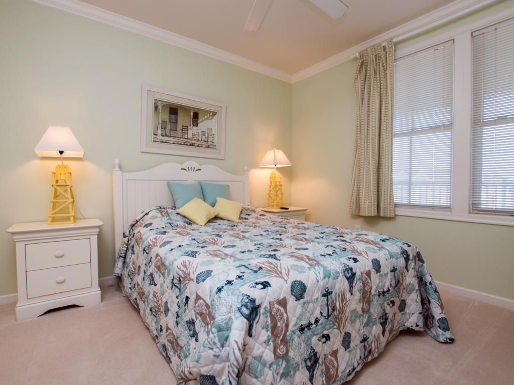 Sunset Island, 6 Fountain Drive East, 3C - Second Bedroom