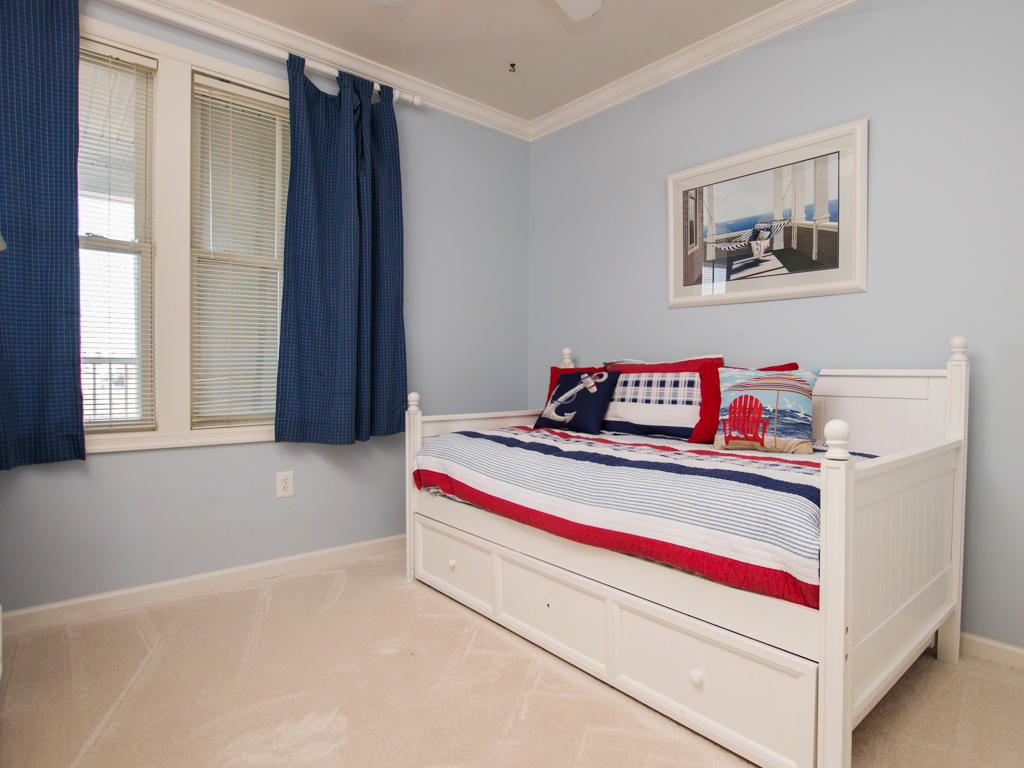 Sunset Island, 6 Fountain Drive East, 3C - Third Bedroom
