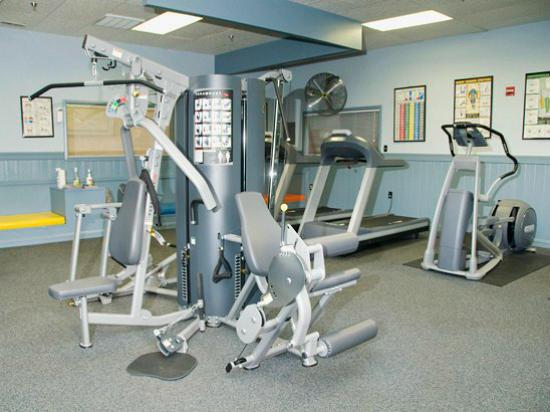 Capri 1006 - Fitness Room