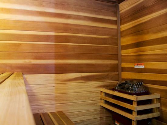 Capri 1006 - Sauna