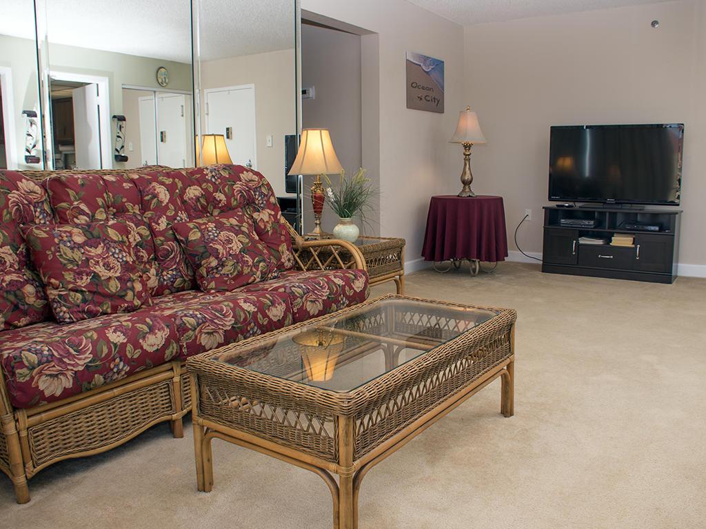 Capri, 1006 - Living Room Area