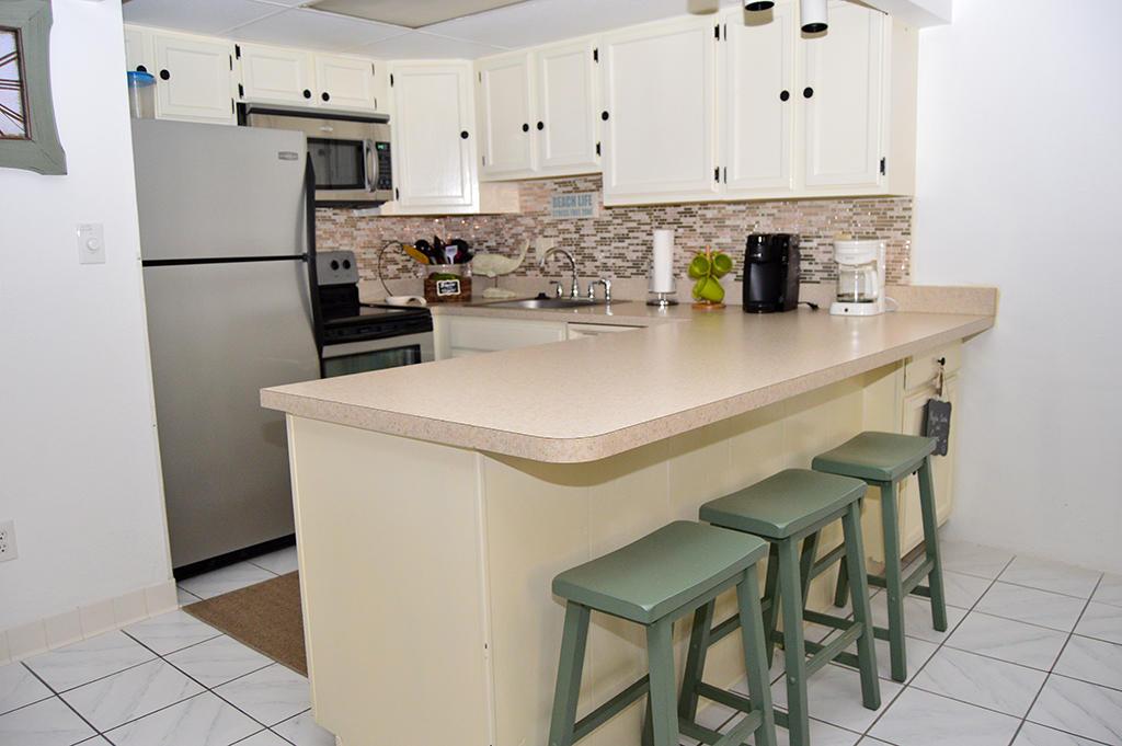 Constellation House N 102 - Kitchen