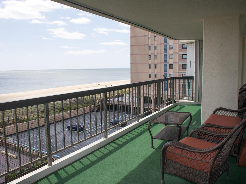 Irene, 602 - Balcony Area
