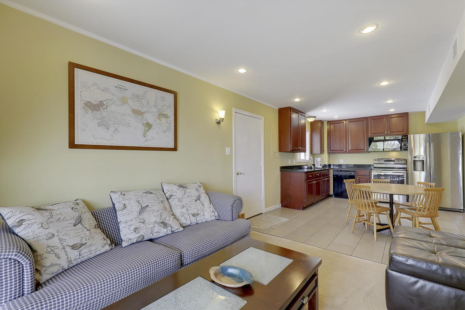 Balmoral 107C - Living Room