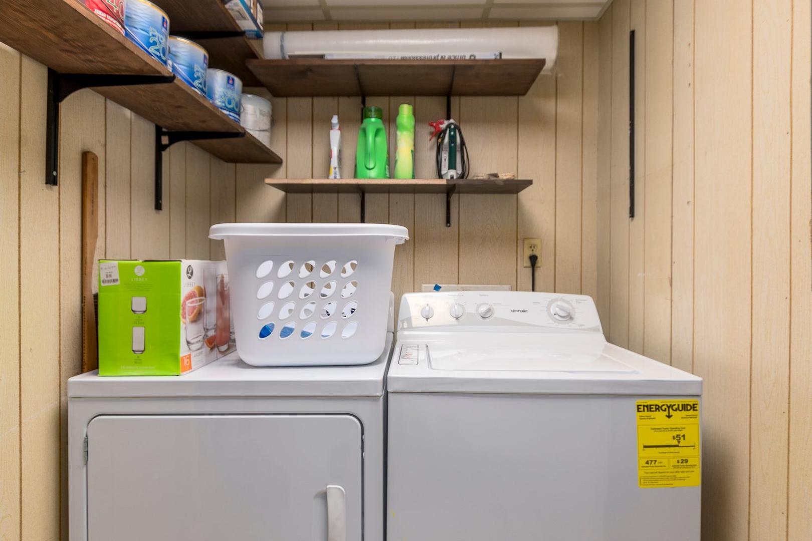 Oceanside 136 6 - Laundry Area