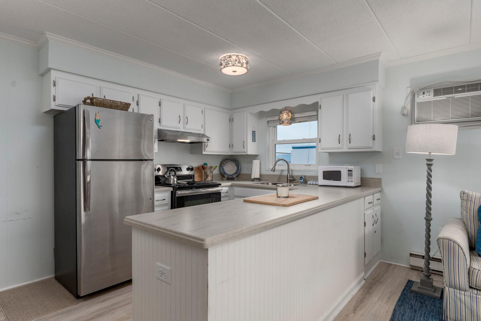 Oceanside 136 6 - Kitchen