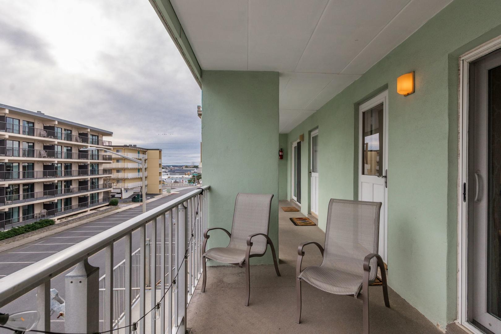 Oceanside 136 6 - Balcony