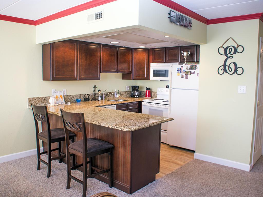 Seahorse, 304 - Kitchen Area