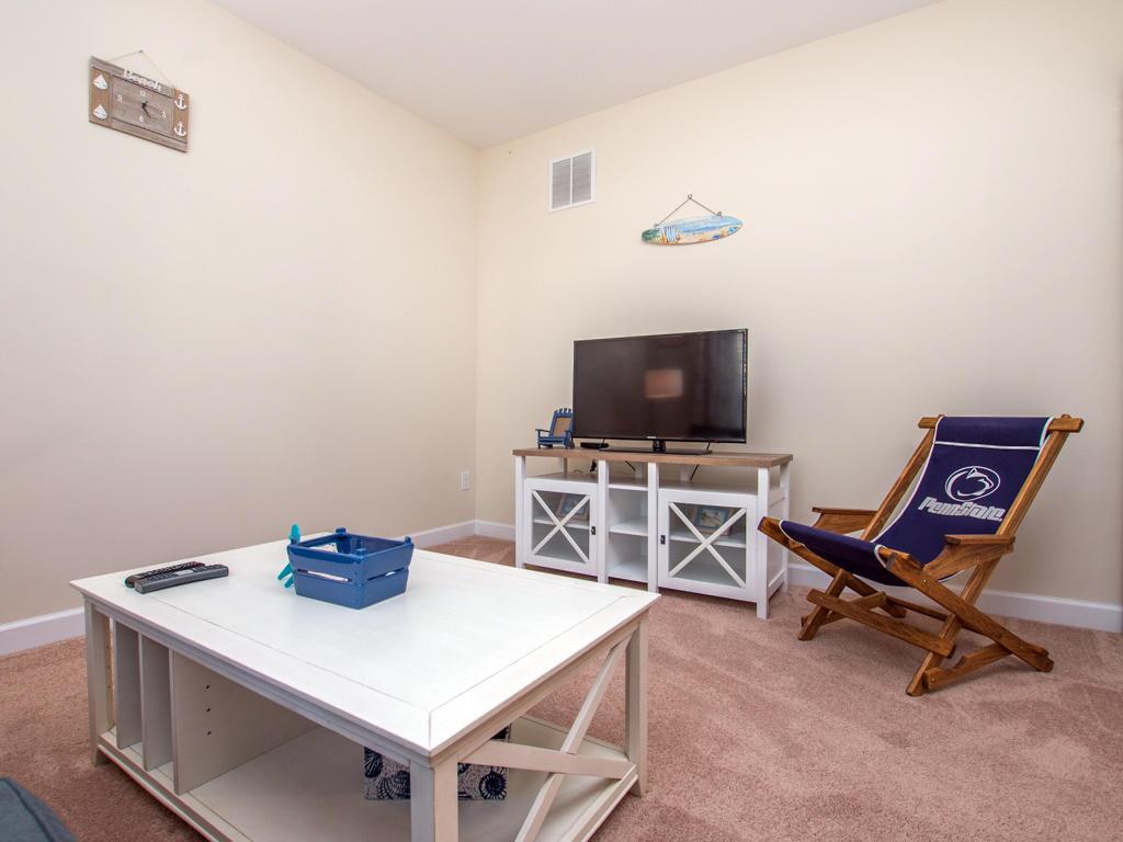 Broad Marsh, 114E - Bedroom 4 (Queen Sleep Sofa)