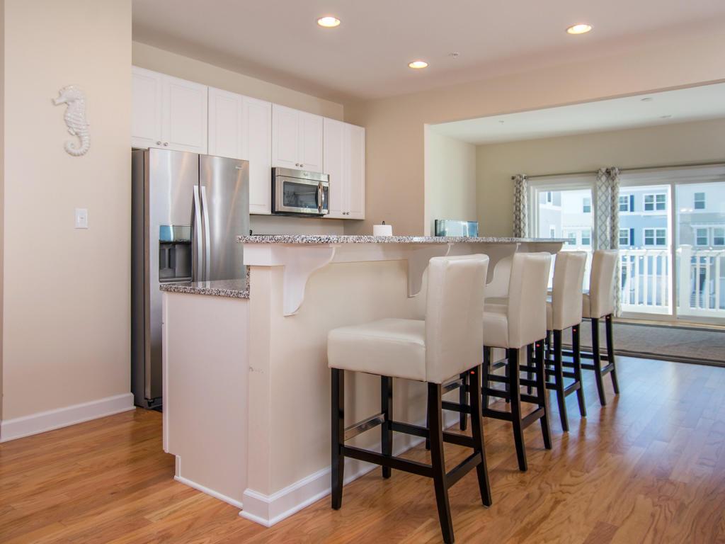 Broad Marsh, 114E- Kitchen Area