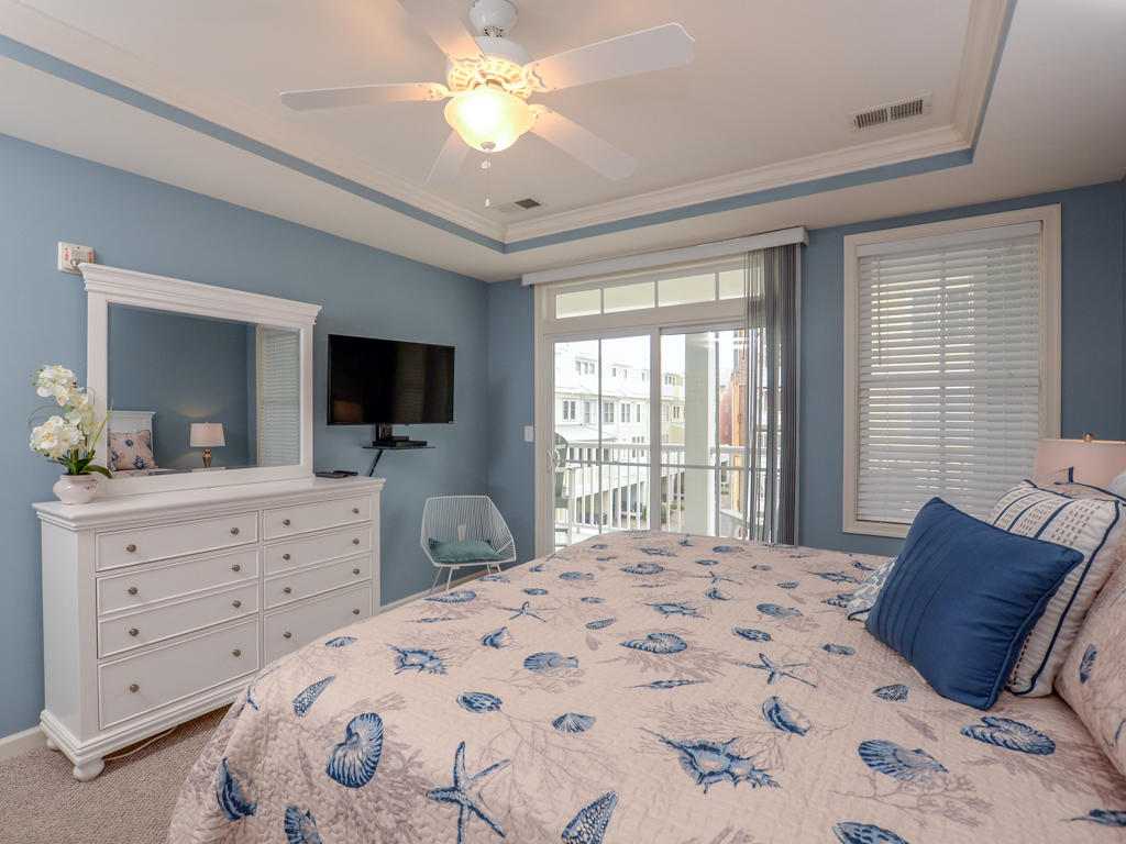 Sunset Island, 2 Fountain Drive East, 3A - Master Bedroom