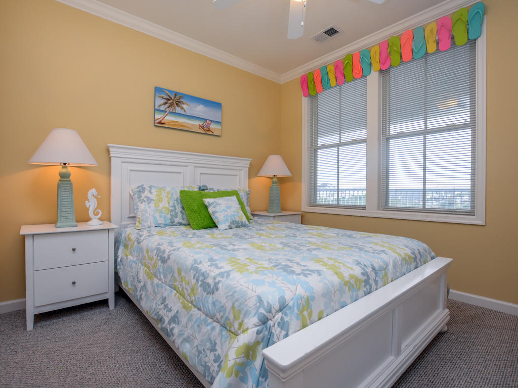 Sunset Island, 2 Fountain Drive East, 3A - Second Bedroom