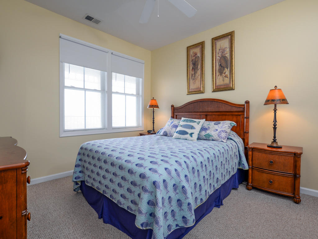Sunset Island, 4 Fountain Drive East, 4B - Second Bedroom