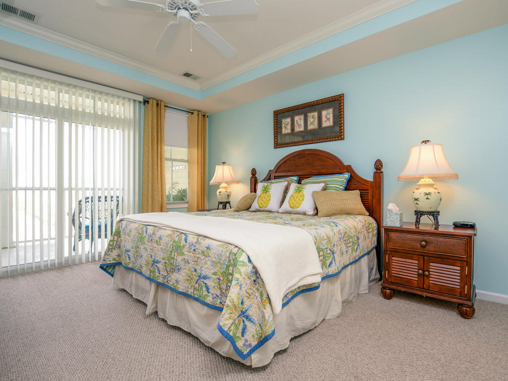 Sunset Island, 4 Fountain Drive East, 4B - Master Bedroom