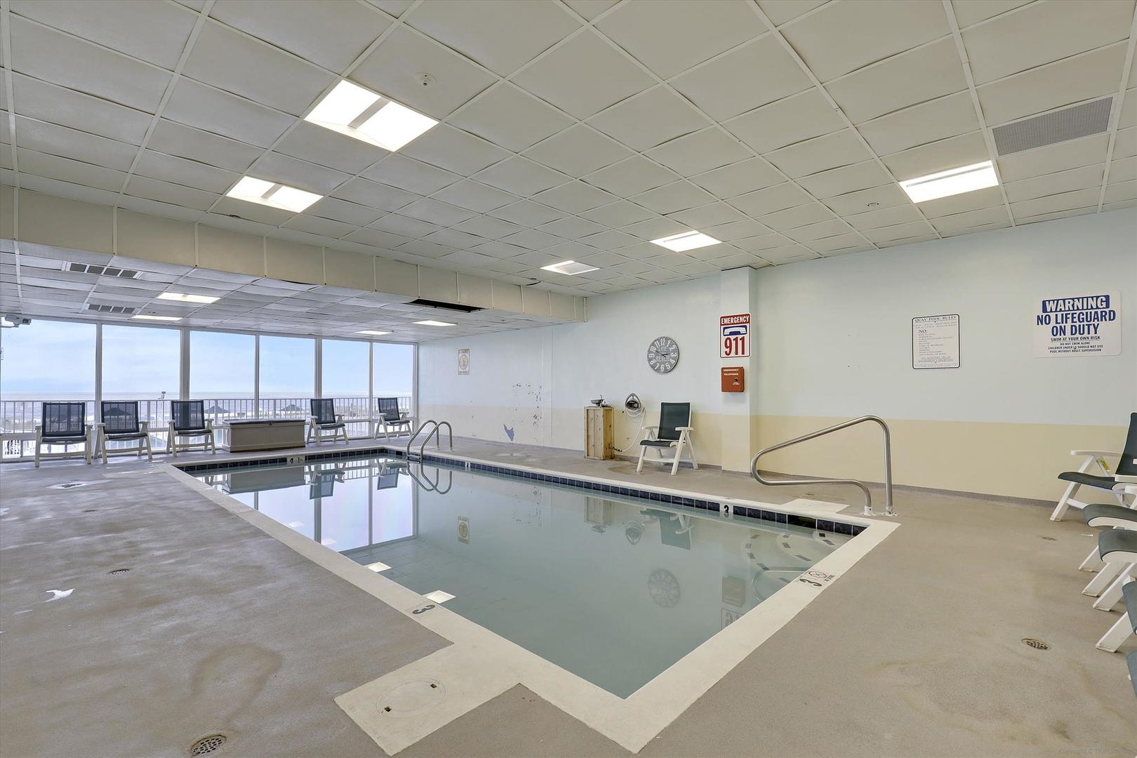 Quay Indoor Pool