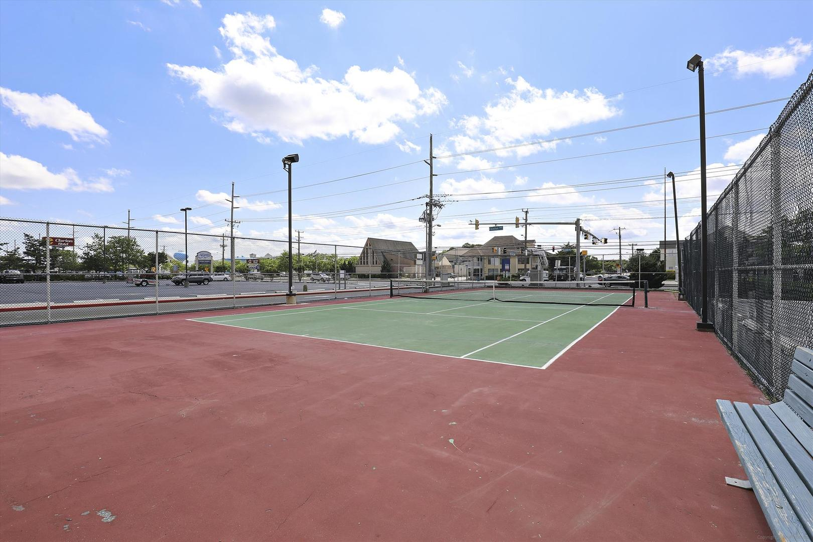 Quay Tennis Court