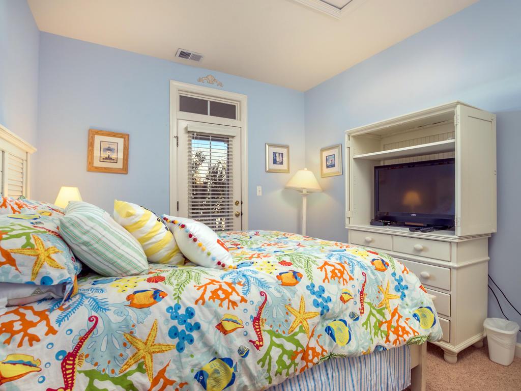 Sunset Island, 53 Island Edge Drive - Second Bedroom