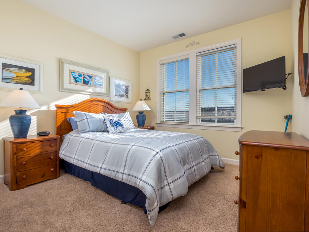 Sunset Island, 53 Island Edge Drive - Fourth Bedroom