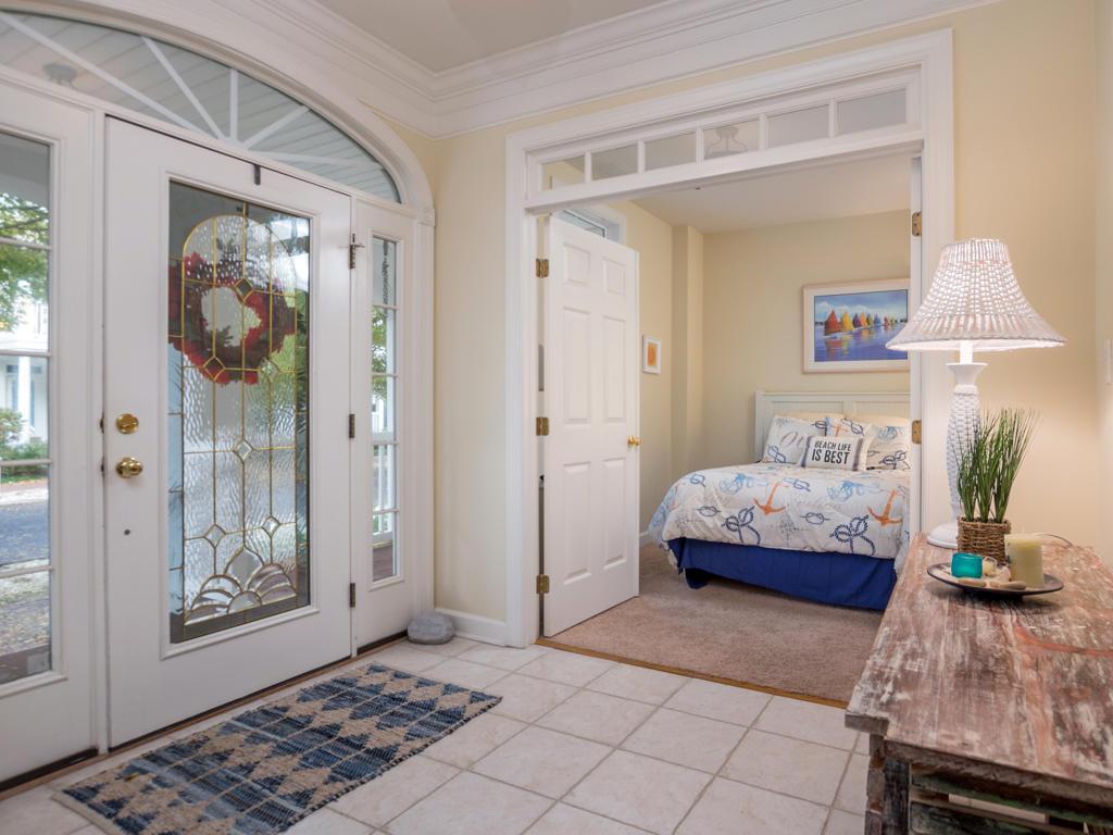 Sunset Island, 53 Island Edge Drive - First Level Bedroom