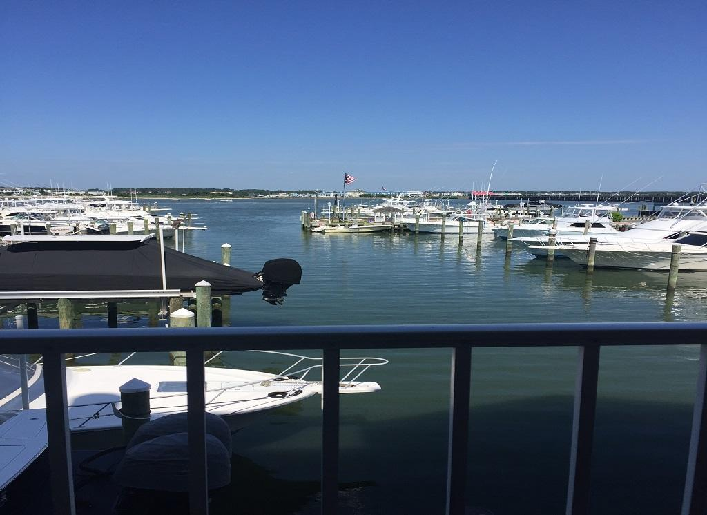 White Marlin, 107 - Balcony View
