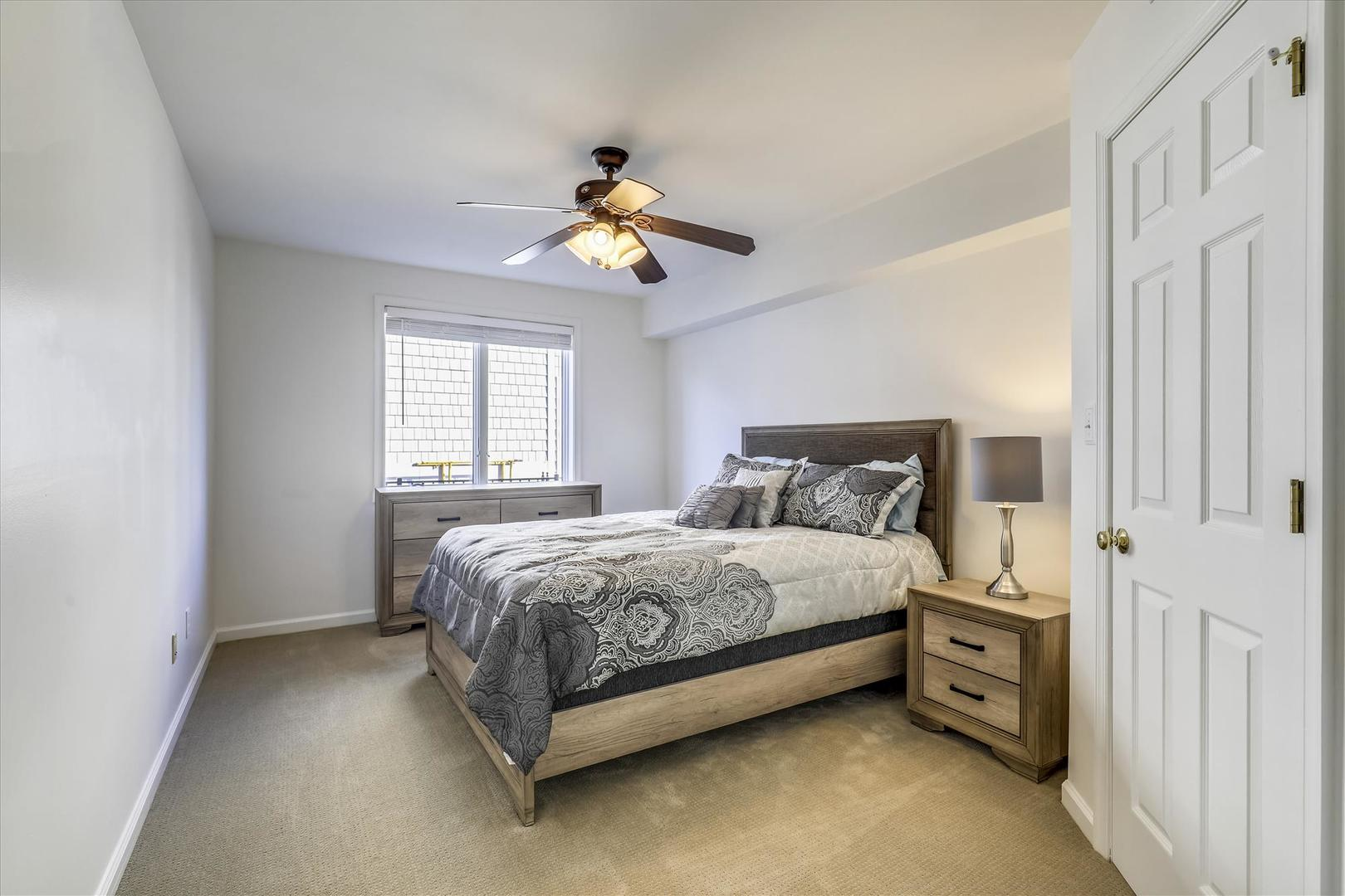 12938 Sunset Ave. - Lower Level Bedroom