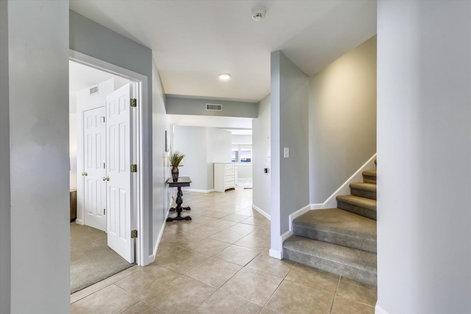 12938 Sunset Ave. - Lower Level Hallway