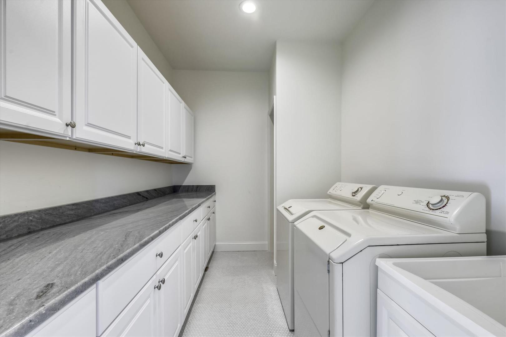 12938 Sunset Ave. - Second Level Laundry Room