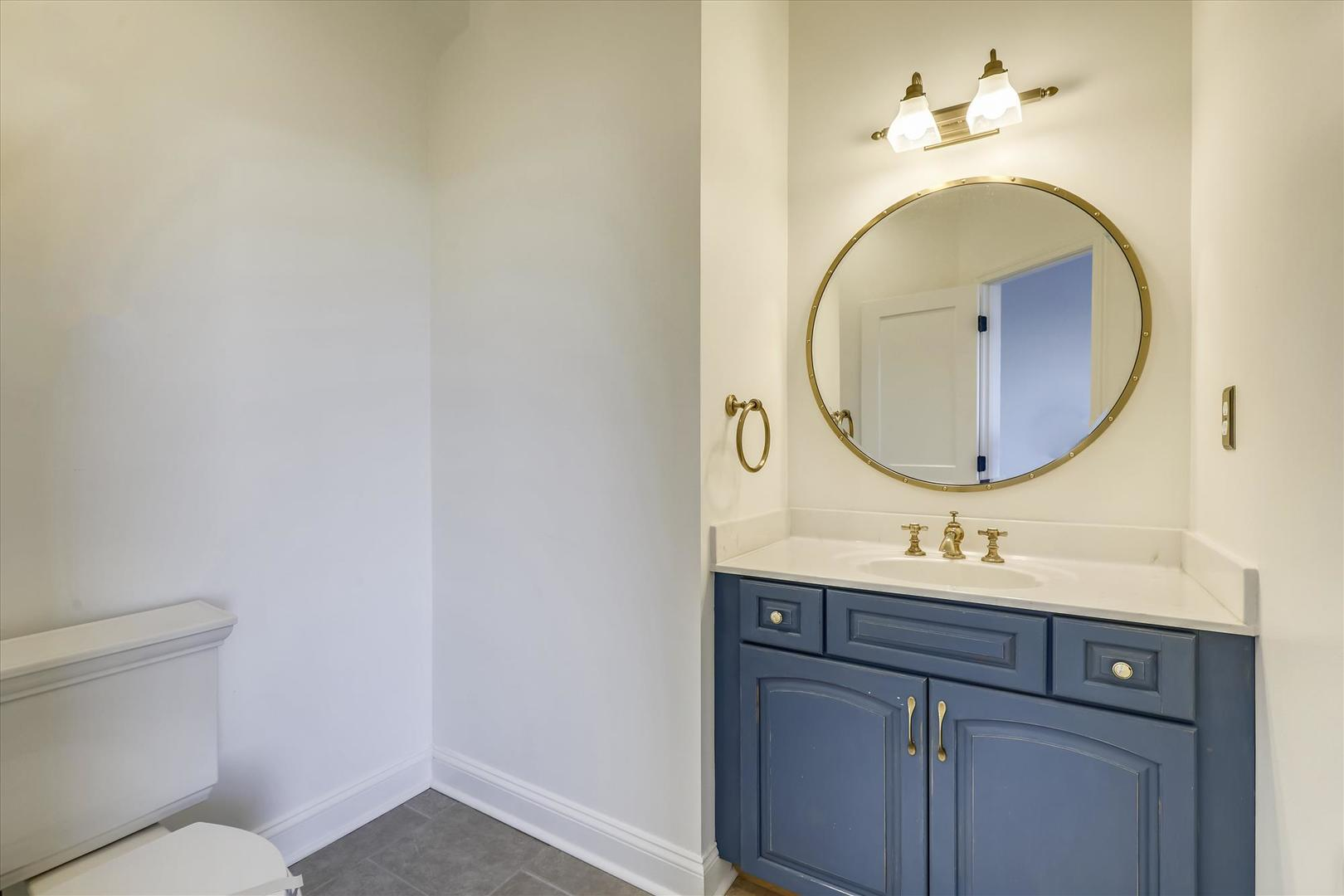12938 Sunset Ave. - Powder Room
