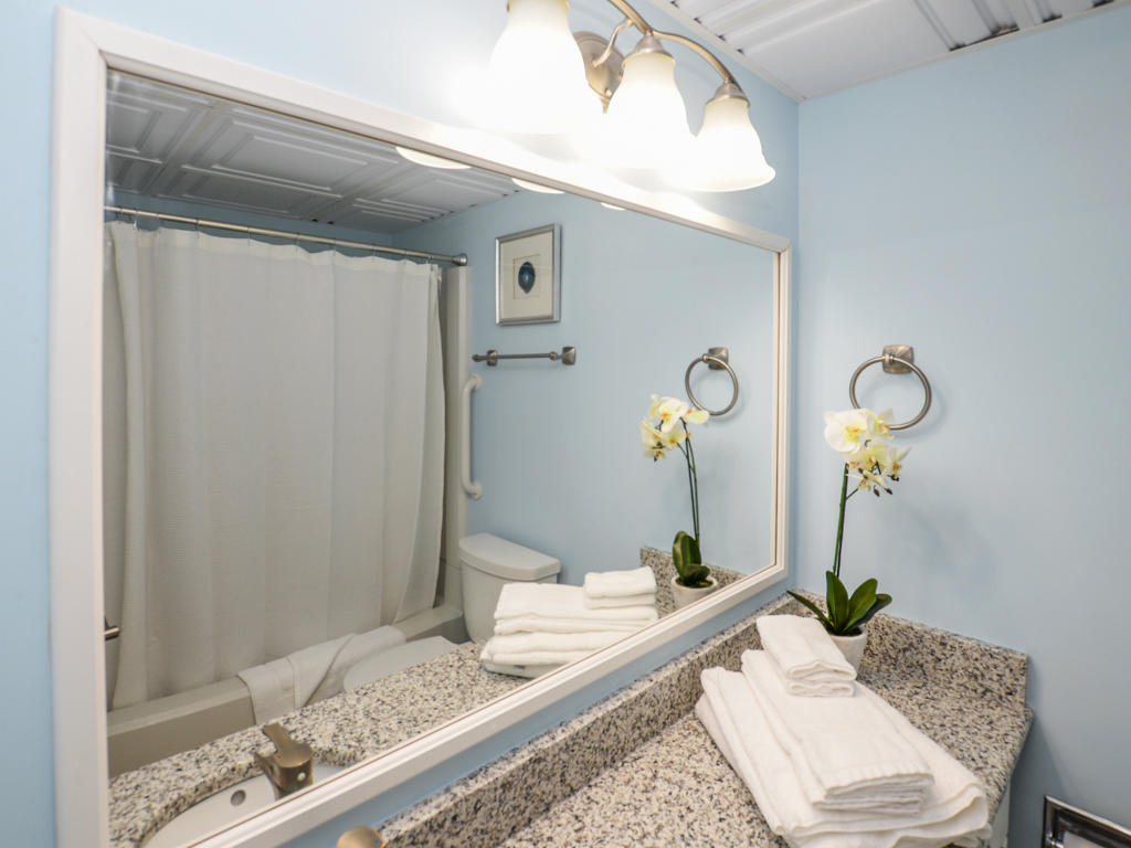 Summer Beach 508 - Master Bathroom