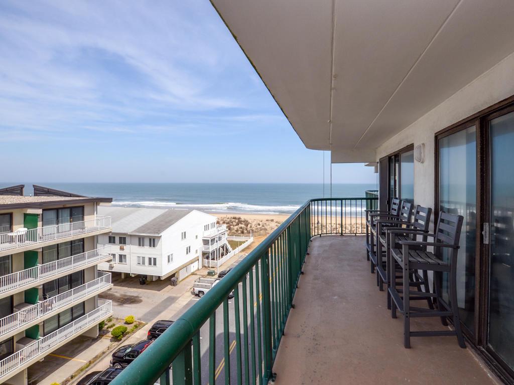 Summer Beach 508 - Balcony, Partial Ocean View
