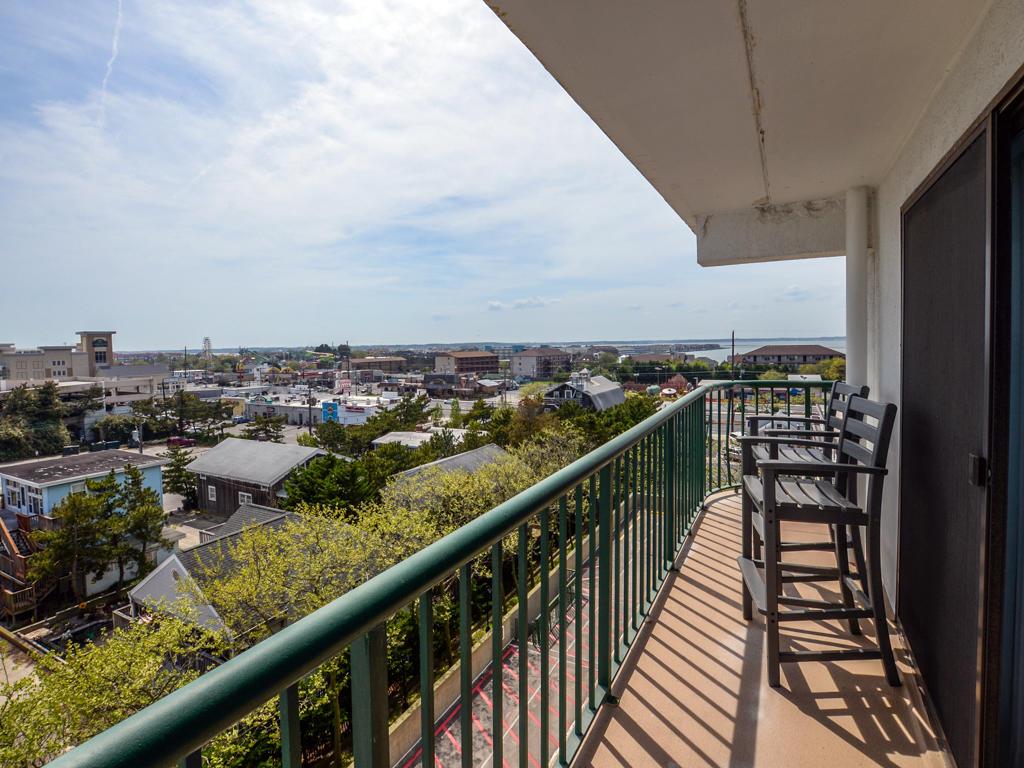 Summer Beach 508 - Balcony, Partial Bay View